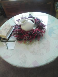 my coffee table